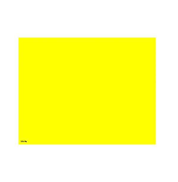 تخته وایت برد شیشه ای سوپرکلیر 90x70 زرد